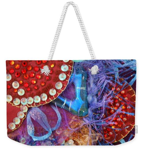 Ruby Slippers 7 Weekender Tote Bag