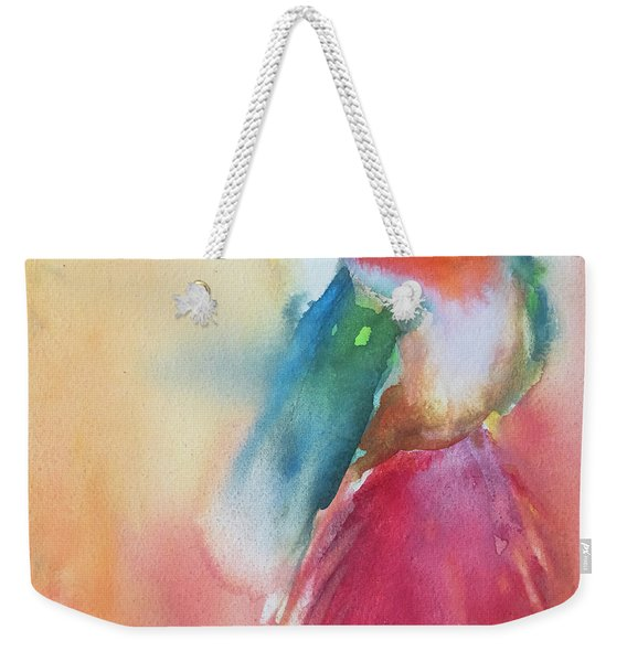 Be Still And Know Weekender Tote Bag