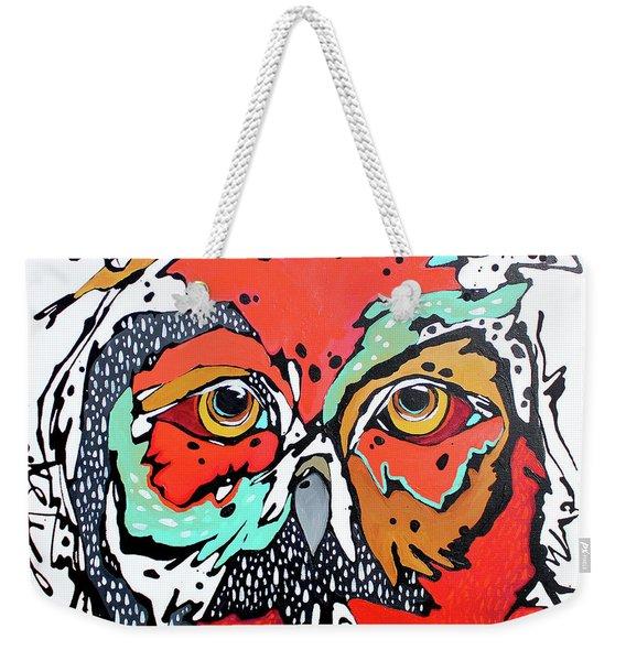 Ruby Two Weekender Tote Bag