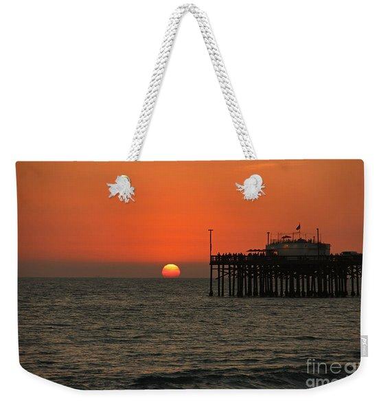 Ruby's Sunset Weekender Tote Bag