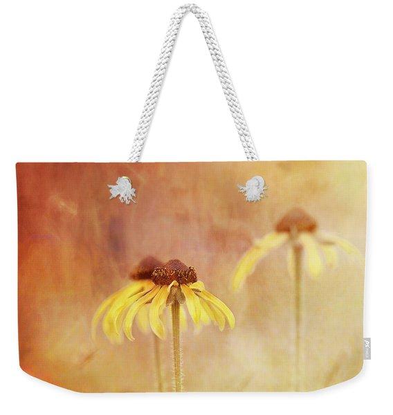 Rudbeckia Daydream Weekender Tote Bag