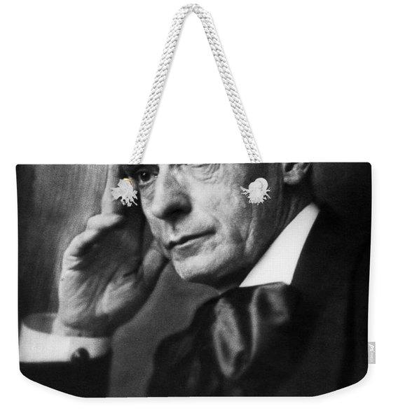 Rudolf Steiner (1861-1925) Weekender Tote Bag