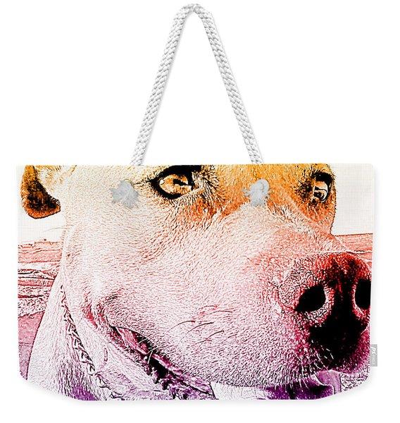 Rudy Weekender Tote Bag