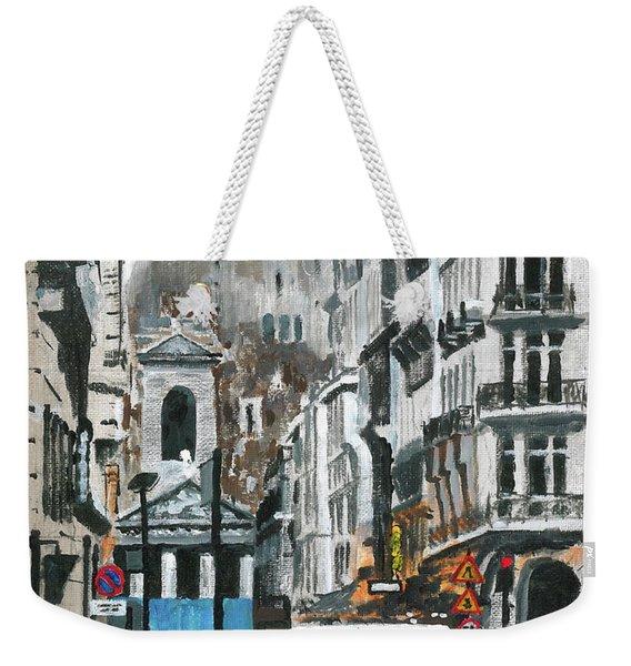 Rue Lafitte Weekender Tote Bag