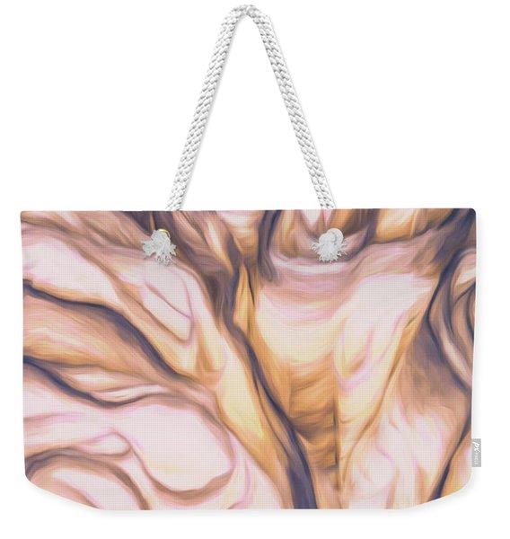 Ruffles Weekender Tote Bag