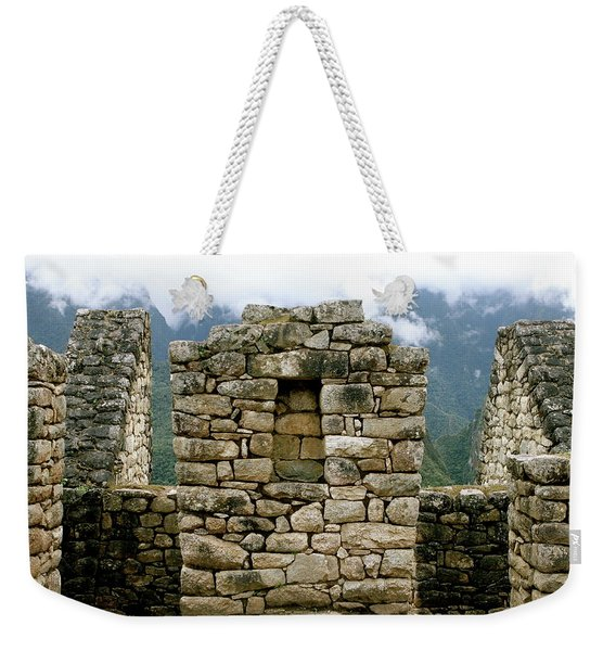 Ruins In A Lost City Weekender Tote Bag