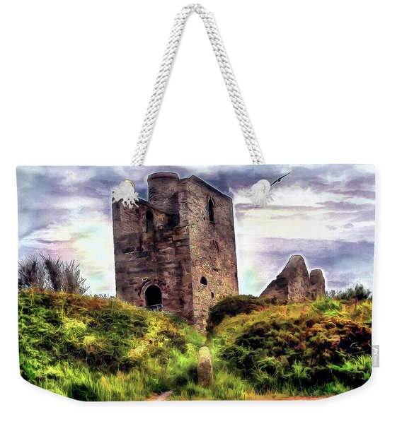 Ruins Of The Old Tin Mine Weekender Tote Bag