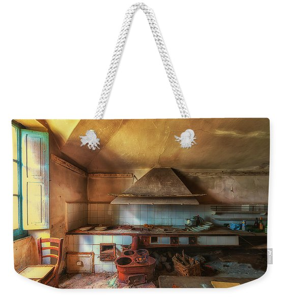 Rural Culinary Atmosphere Nr 3 - Atmosfera Culinaria Rurale IIi Weekender Tote Bag