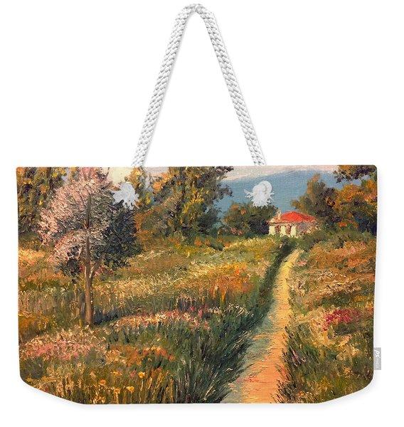Rural Idyll Weekender Tote Bag