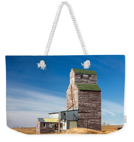 Rural Landmark Weekender Tote Bag