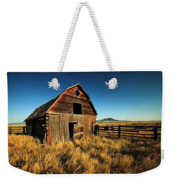 Rural Noir Weekender Tote Bag