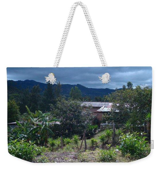 Rural Scenery 1 Weekender Tote Bag