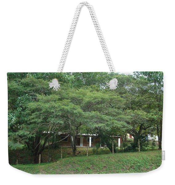 Rural Scenery 2 Weekender Tote Bag
