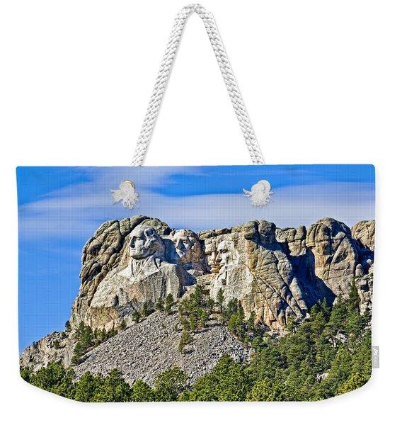 Rushmore Weekender Tote Bag