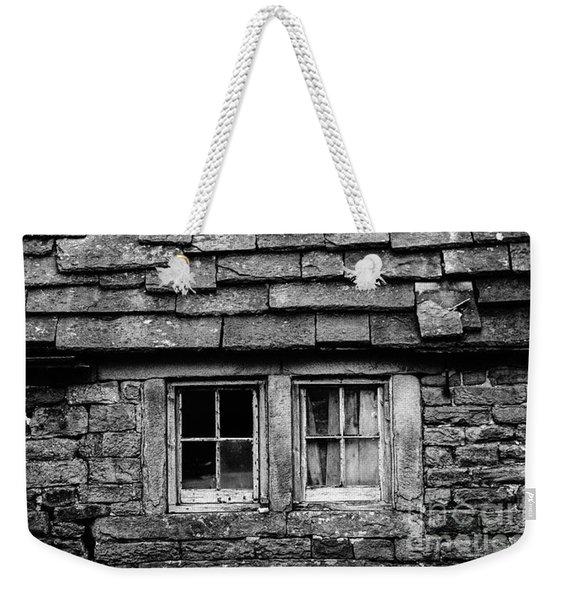 Rustic Cottage Weekender Tote Bag