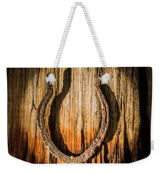 Rustic Country Charm Weekender Tote Bag