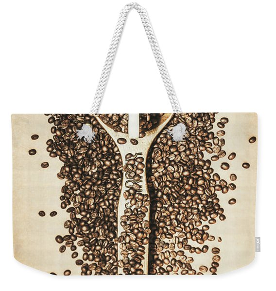 Rustic Drinks Artwork Weekender Tote Bag