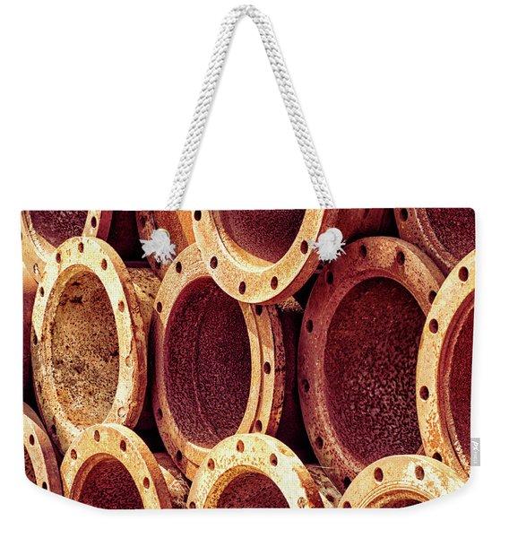 Rusties Weekender Tote Bag