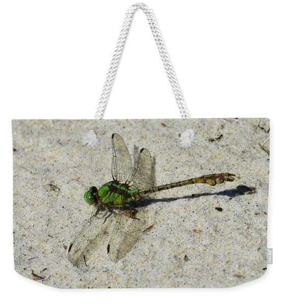 Rusty Snaketail Weekender Tote Bag
