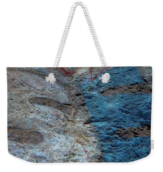 S For Silver Weekender Tote Bag