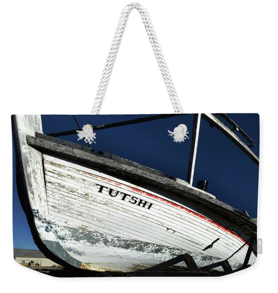 S. S. Tutshi Weekender Tote Bag