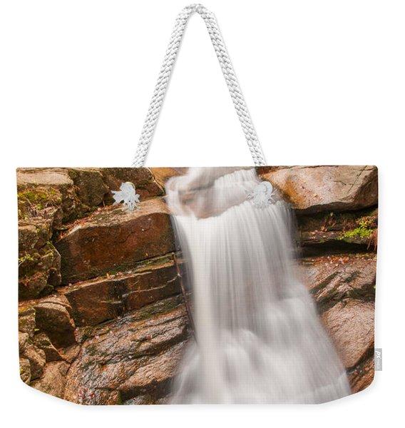 Sabbaday Falls Weekender Tote Bag