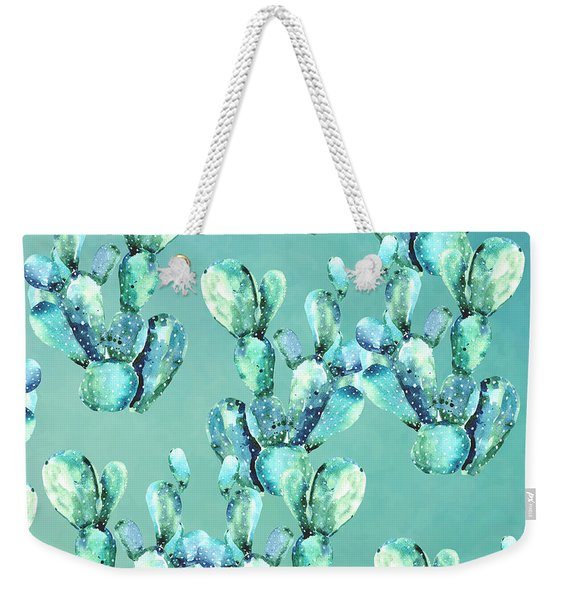 Sabers Tropical  Weekender Tote Bag
