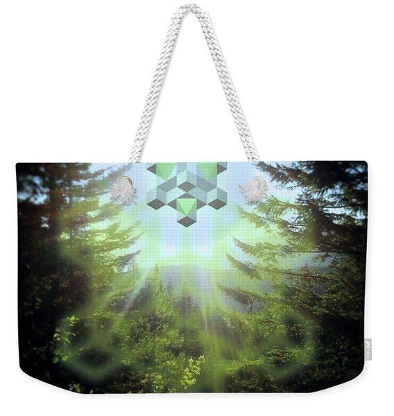 Sacred Forest Event Weekender Tote Bag