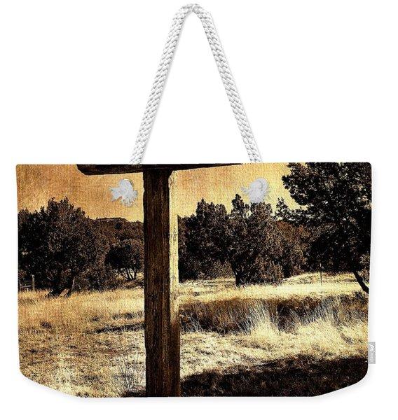 Sacrificio De La Cruz Weekender Tote Bag
