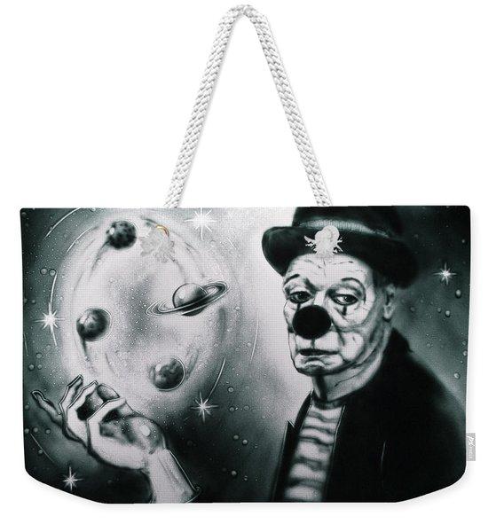 Sadness Of Creator Weekender Tote Bag