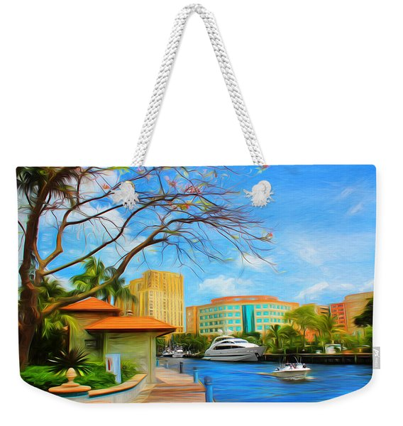Safe Harbor Series 60 Weekender Tote Bag