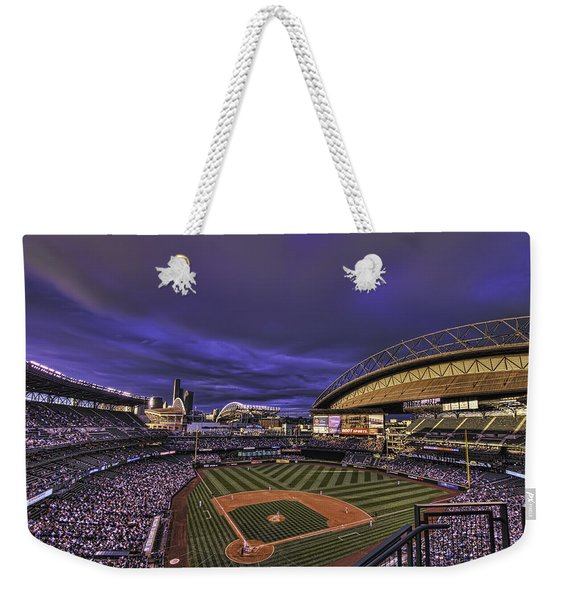 Safeco Field Weekender Tote Bag