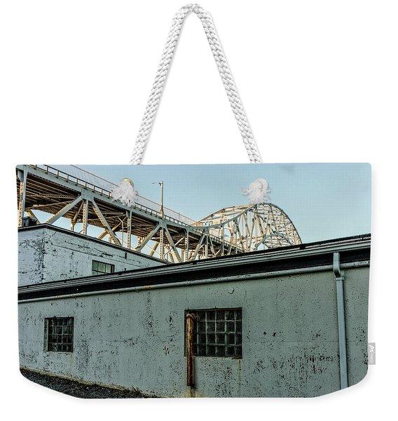 Sagamore Bridge Weekender Tote Bag