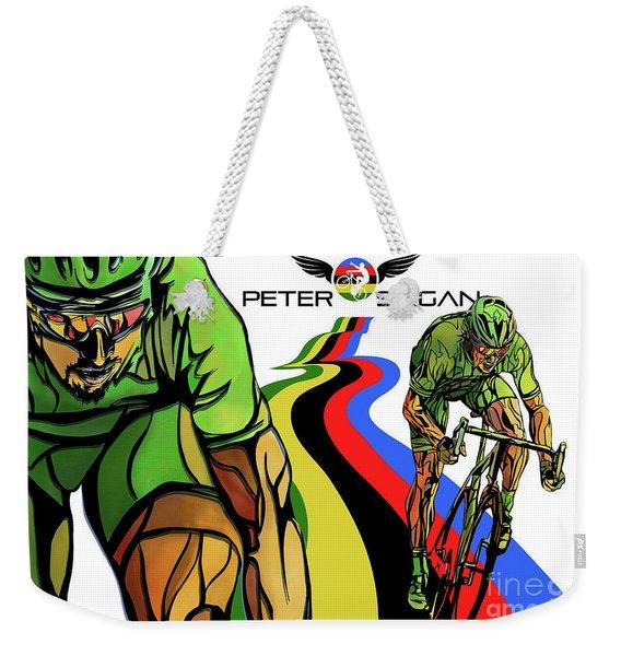Sagan Weekender Tote Bag