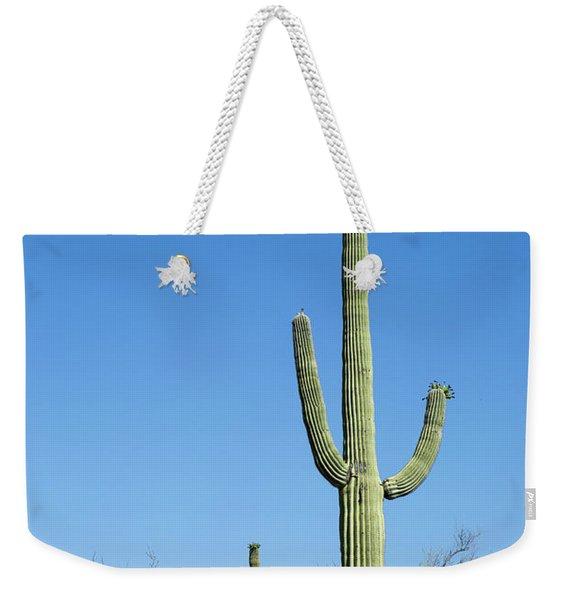 Saguaro National Park Arizona Weekender Tote Bag
