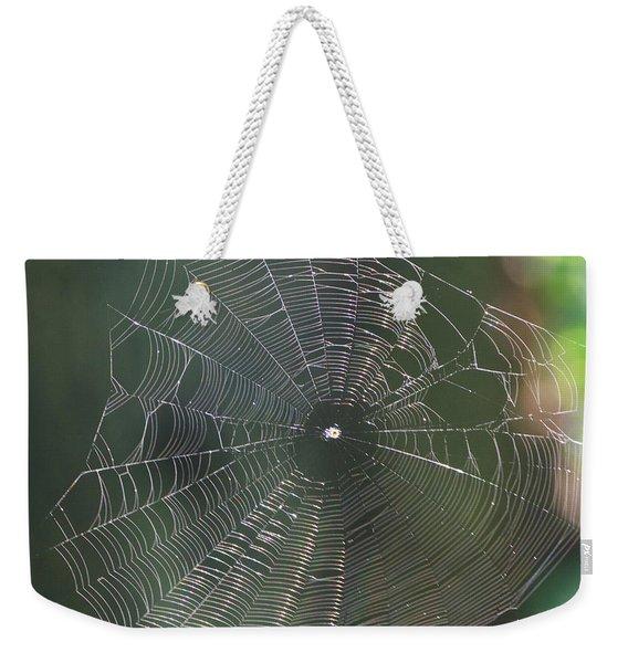 Said The Spider.... Weekender Tote Bag
