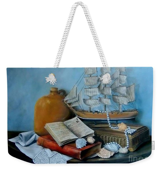 Sail By Tale Weekender Tote Bag
