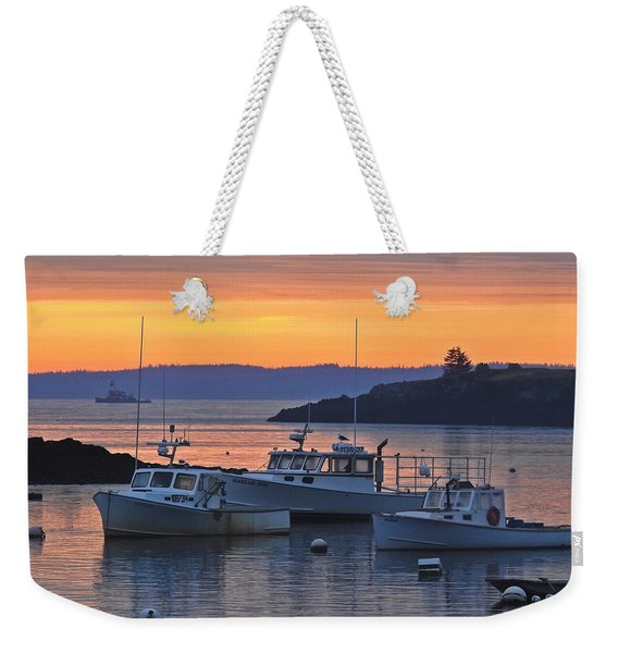 Sailors Dream Weekender Tote Bag