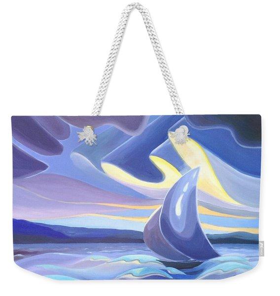 Sails Weekender Tote Bag