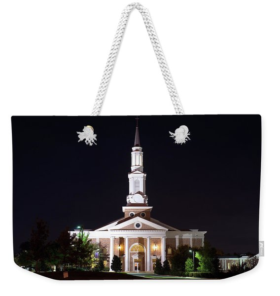 Saint Andrew United Methodist Church Weekender Tote Bag