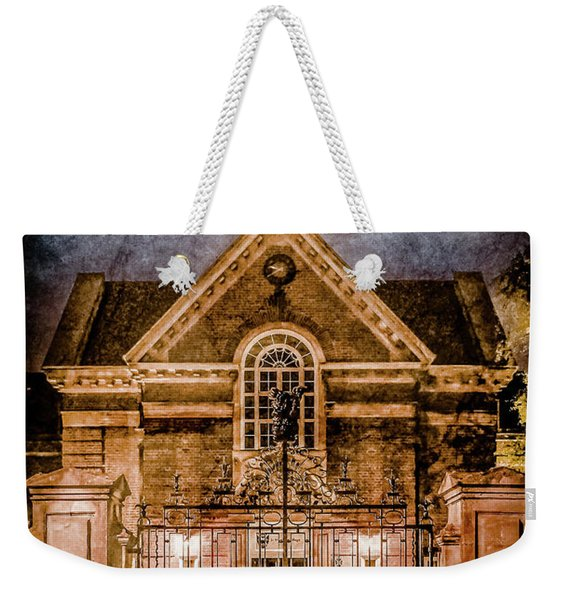 Oxford, England - Saint Hugh's Weekender Tote Bag