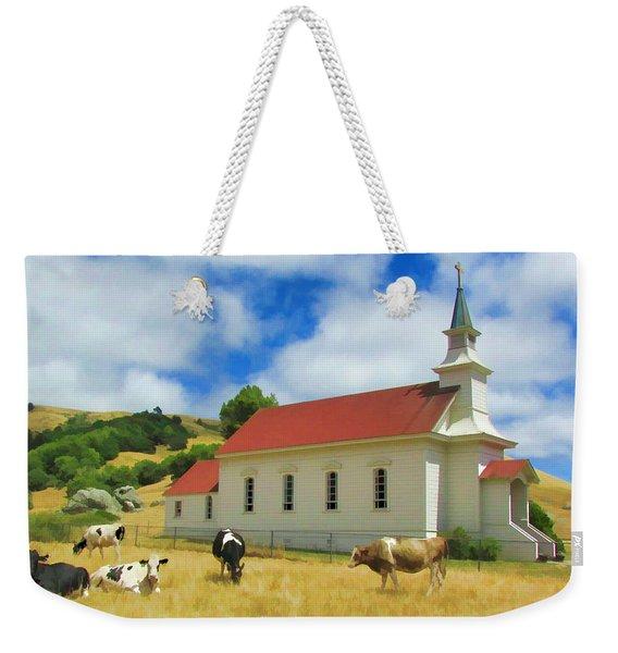 St. Mary's Visitors Weekender Tote Bag