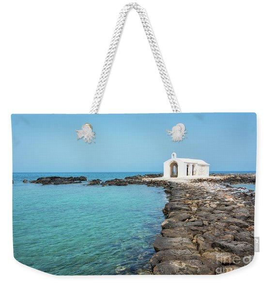 Saint Nicholas Chapel Weekender Tote Bag