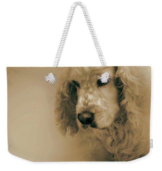 Saint Shaggy Art 6 Weekender Tote Bag