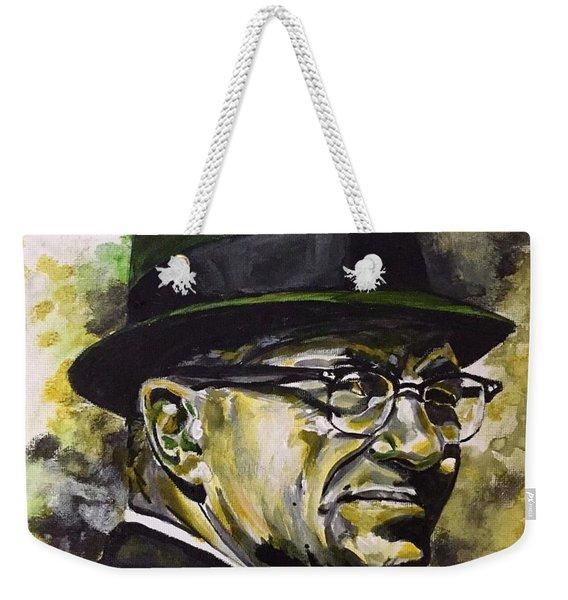 Saint Vince Weekender Tote Bag