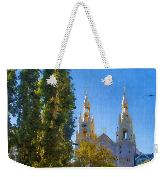 Saints Peter And Paul Church Weekender Tote Bag