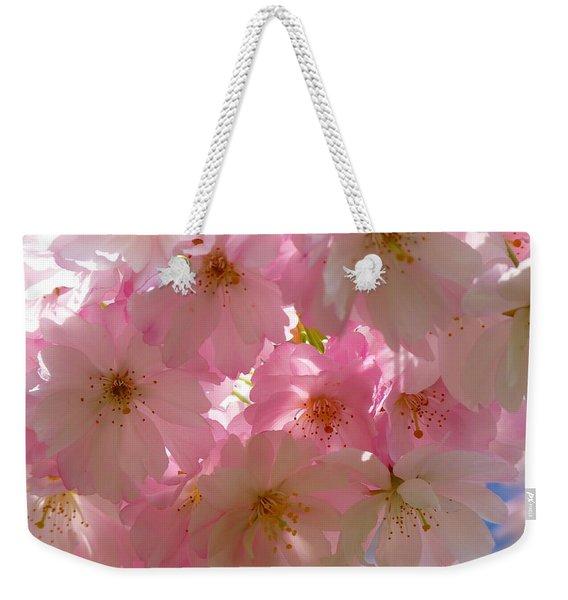 Sakura - Japanese Cherry Blossom Weekender Tote Bag