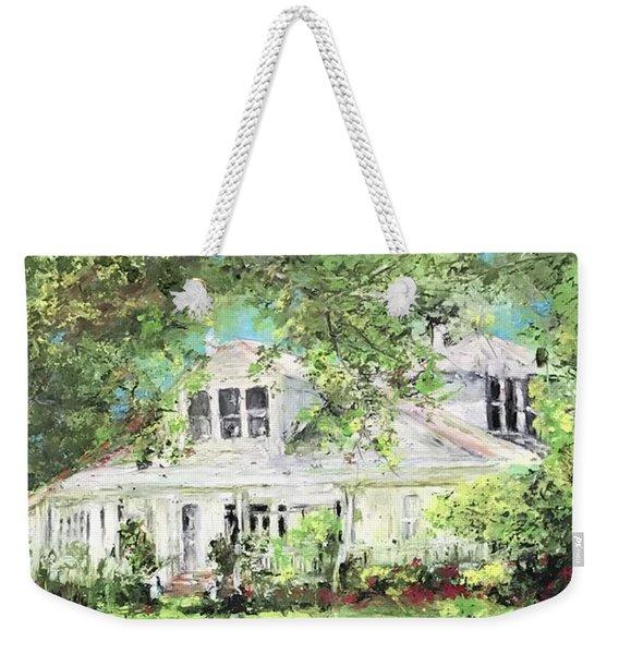 Salmen Fritchie House Aka The Patton House Weekender Tote Bag
