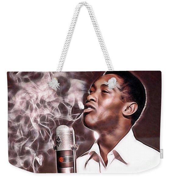 Sam Cooke Collection Weekender Tote Bag