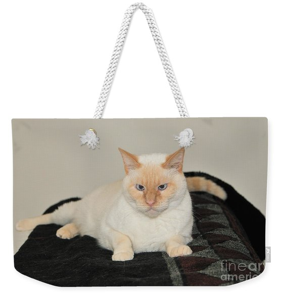 Sam I Am Weekender Tote Bag